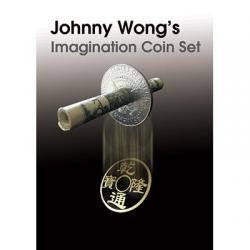IMAGINATION COIN Set - Johnny Wong wwww.magiedirecte.com