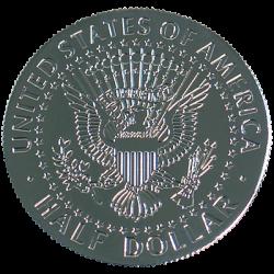 KENNEDY PALMING COIN (Half Dollar) - You Want It We Got It wwww.magiedirecte.com