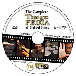OKITO COIN BOX Aluminum (One Dollar) - Tango wwww.magiedirecte.com