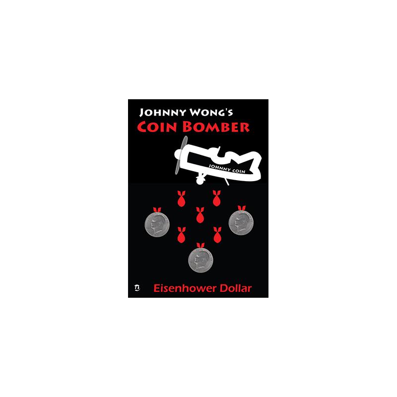 COIN BOMBER EISENHOWER - Johnny Wong wwww.magiedirecte.com