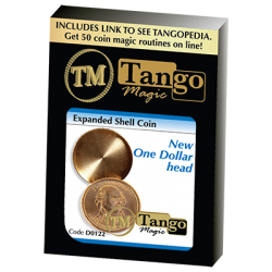 EXPANDED SHELL NEW (One Dollar Head) - Tango wwww.magiedirecte.com