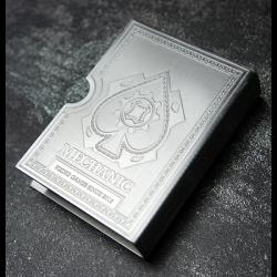 PRO TOOL KIT (Dollar coin Gunmetal Grey) - Mechanic Industries wwww.magiedirecte.com