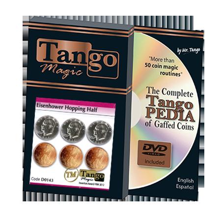 EISENHOWER HOPPING HALF - Tango Magic wwww.magiedirecte.com