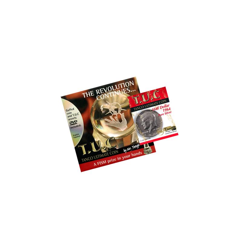 TUC PURE SILVER (Half Dollar) - Tango wwww.magiedirecte.com