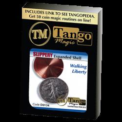 SLIPPERY EXPANDED SHELL (Walking Liberty) - Tango wwww.magiedirecte.com