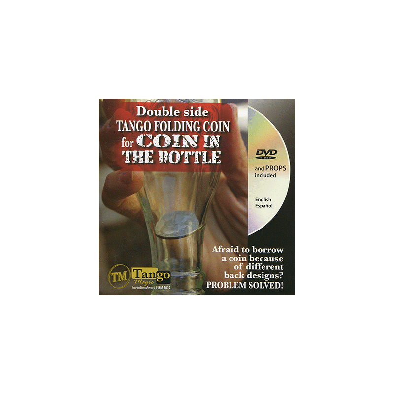 DOUBLE SIDE FOLDING System Interne (50 Cent Euro) - Tango wwww.magiedirecte.com
