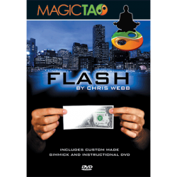 Flash - Chris Webb & Magic Tao wwww.magiedirecte.com