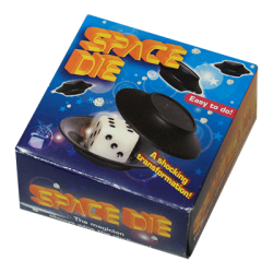 SPACE DICE - Di Fatta wwww.magiedirecte.com