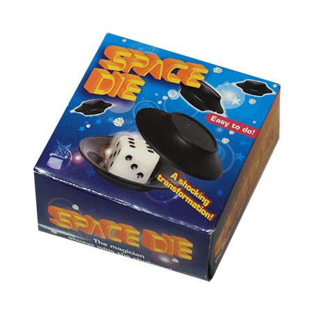 SPACE DICE - Di Fatta wwww.magiedirecte.com