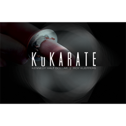 KUKARATE COIN (Half Dollar) - Roy Keepers wwww.magiedirecte.com