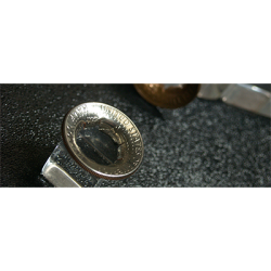 KUKARATE COIN (Half Dollar) - Roy Keepers wwww.magiedirecte.com