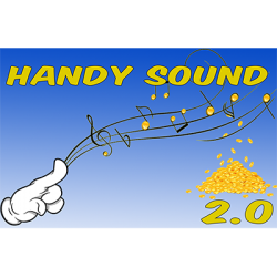 HANDY SOUND 2.0 (Coin Sounds / Loud) wwww.magiedirecte.com
