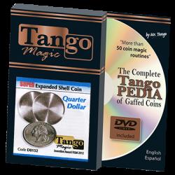 SUPER EXPANDED Quarter Shell - Tango wwww.magiedirecte.com