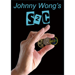 S2C (Eisenhower Dollar) - Johnny Wong's wwww.magiedirecte.com