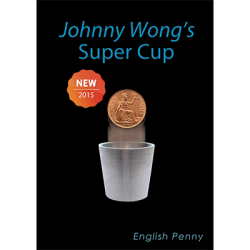 SUPER CUP (English Penny) - Johnny Wong wwww.magiedirecte.com