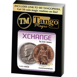 Xchange - Eric Jones and Tango Magic wwww.magiedirecte.com