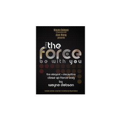 The FORCE by Wayne Dobson and Alan Wong - Trick wwww.magiedirecte.com