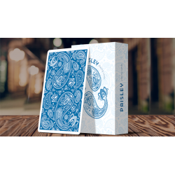 Limited Edition Paisley (French Blue) wwww.magiedirecte.com
