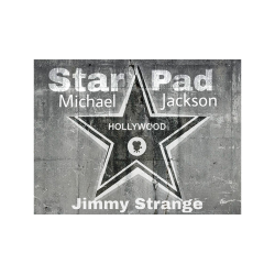 Star Pad - Michael Jackson by Jimmy Strange - Trick wwww.magiedirecte.com