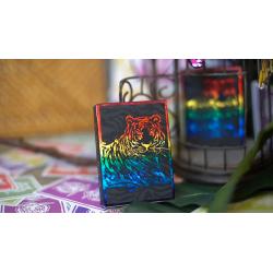 The Hidden King Rainbow Luxury Edition by BOMBMAGIC wwww.magiedirecte.com