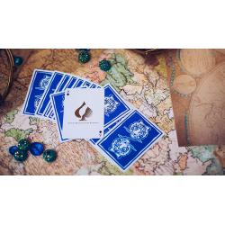 The Hidden King Blue Luxury Edition by BOMBMAGIC wwww.magiedirecte.com
