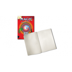 Magic Coloring Book (Blank pages) by Vincenzo Di Fatta Magic - Trick wwww.magiedirecte.com