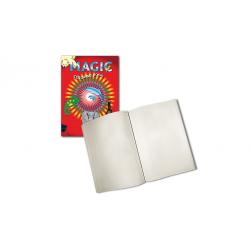 Magic Coloring Book (Blank pages) by Vincenzo Di Fatta Magic - Trick wwww.magiedirecte.com