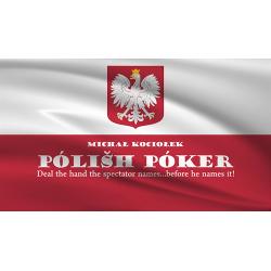 Polish Poker (Gimmicks and Online Instructions) by Michal Kociolek - Trick wwww.magiedirecte.com