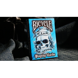Bicycle Club Tattoo (Bleu) wwww.magiedirecte.com