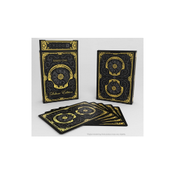 DOTA 2 Deluxe Playing Cards (Noir) wwww.magiedirecte.com
