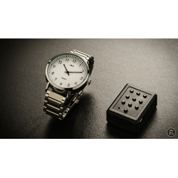 The Watch - Chrome Classic (Gimmicks and Online Instructions) by Joao Miranda wwww.magiedirecte.com