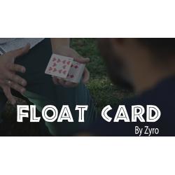 FLOAT CARD by Aprendemagia wwww.magiedirecte.com
