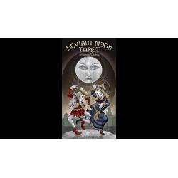 Deviant Moon Tarot Deck wwww.magiedirecte.com