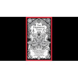 Hermetic Tarot Deck wwww.magiedirecte.com