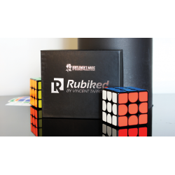 Rubiked (Gimmick and App) by Vincent Tarrit - Trick wwww.magiedirecte.com