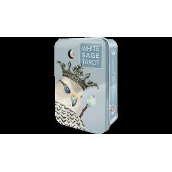 White Sage Tarot Cards wwww.magiedirecte.com
