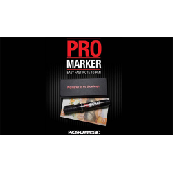 Pro Marker by Gary James - Trick wwww.magiedirecte.com