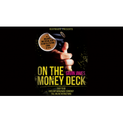 On the Money (Gimmick and Online Instructions) by Gavin James - Trick wwww.magiedirecte.com