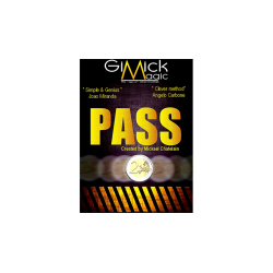 PASS (RED) by Mickael Chatelain - Trick wwww.magiedirecte.com