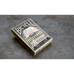 Bicycle US Presidents (Deluxe Embossed Collector Edition) by Collectable Playing Cards wwww.magiedirecte.com