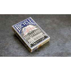 Bicycle US Presidents (Blue Collector Edition) by Collectable Playing Cards wwww.magiedirecte.com