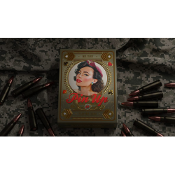 Military Pin Up wwww.magiedirecte.com
