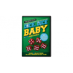 Dice, Dice Baby with John Carey (Props and Online Instructions) - Trick wwww.magiedirecte.com