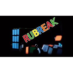 RUBREAK by JL Magic - Trick wwww.magiedirecte.com