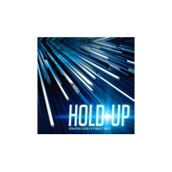 HOLD UP Blue (Gimmick and Online Instructions) by Sebastien Calbry - Trick wwww.magiedirecte.com
