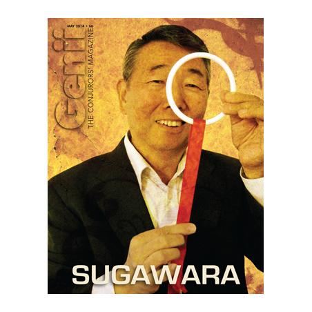 """Genii Magazine """"Sugawara"""" May 2014 wwww.magiedirecte.com"""