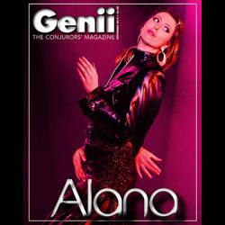 """Genii Magazine """"Alana"""" November 2014 wwww.magiedirecte.com"""