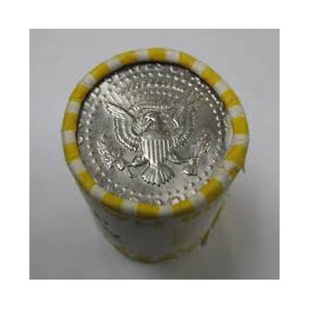 Half Dollars regular one roll of 20 coins - Trick wwww.magiedirecte.com