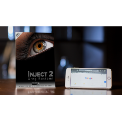 Inject 2 System (In App Instructions) by Greg Rostami - Trick wwww.magiedirecte.com