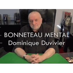 Bonneteau Mental - Dominique Duvivier wwww.magiedirecte.com